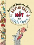 DEFINITELY NOT FOR LITTLE ONES by Rotraut Susanne Berner