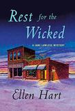 Cover art for REST FOR THE WICKED