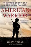 Cover art for AMERICAN WARRIOR