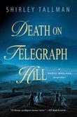 Cover art for DEATH ON TELEGRAPH HILL