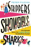 Cover art for STRIPPERS, SHOWGIRLS, AND SHARKS