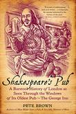 SHAKESPEARE'S PUB by Pete Brown