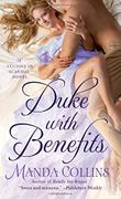 DUKE WITH BENEFITS by Manda Collins
