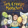 Cover art for TEN CREEPY MONSTERS
