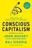Cover art for CONSCIOUS CAPITALISM