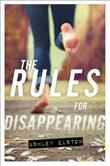 Cover art for THE RULES FOR DISAPPEARING