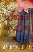 Cover art for SECRETS AND LIES