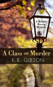 Cover art for A CLASS ON MURDER