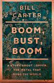 Cover art for BOOM, BUST, BOOM