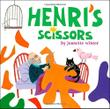 Cover art for HENRI'S SCISSORS