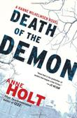 Cover art for DEATH OF THE DEMON