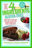 Cover art for 4 INGREDIENTS GLUTEN-FREE