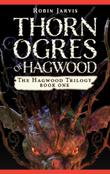 Cover art for DARK WATERS OF HAGWOOD