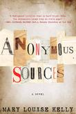 Cover art for ANONYMOUS SOURCES