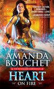HEART ON FIRE  by Amanda Bouchet