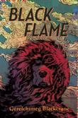 Cover art for BLACK FLAME
