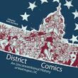 Cover art for DISTRICT COMICS