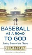 Cover art for BASEBALL AS A ROAD TO GOD