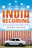 Cover art for INDIA BECOMING