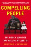 Cover art for COMPELLING PEOPLE