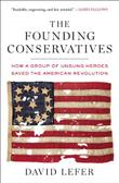 Cover art for THE FOUNDING CONSERVATIVES