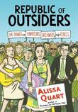 Cover art for REPUBLIC OF OUTSIDERS
