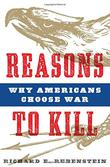 Cover art for REASONS TO KILL