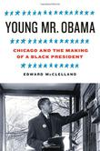Cover art for YOUNG MR. OBAMA
