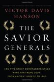 Cover art for THE SAVIOR GENERALS