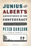 Cover art for JUNIUS AND ALBERT'S ADVENTURES IN THE CONFEDERACY