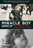 Cover art for MIRACLE BOY GROWS UP