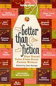 Cover art for BETTER THAN FICTION