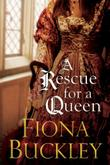 Cover art for A RESCUE FOR A QUEEN