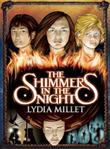 Cover art for THE SHIMMERS IN THE NIGHT