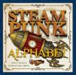 Cover art for STEAMPUNK ALPHABET