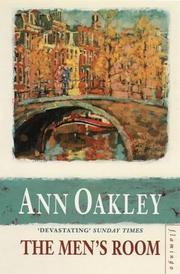 THE MEN'S ROOM by Ann Oakley