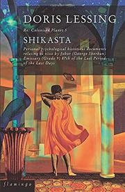 Book Cover for SHIKASTA