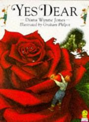 YES, DEAR by Diana Wynne Jones
