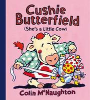 Book Cover for CUSHIE BUTTERFIELD
