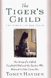 THE TIGER'S CHILD by Torey Hayden