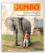 JUMBO by Rhoda Blumberg