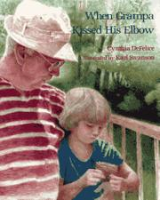Cover art for WHEN GRAMPA KISSED HIS ELBOW