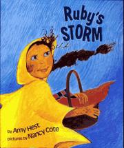 RUBY'S STORM by Amy Hest