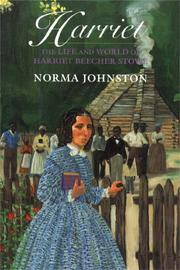HARRIET by Norma Johnston