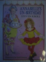 Cover art for ANNABELLE'S UN-BIRTHDAY