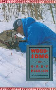 WOODSONG by Gary Paulsen