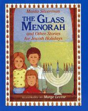 THE GLASS MENORAH by Maida Silverman