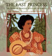 THE LAST PRINCESS by Fay Stanley