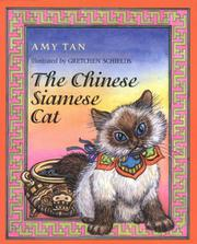 THE CHINESE SIAMESE CAT by Amy Tan