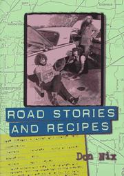 ROAD STORIES AND RECIPES by Don Nix